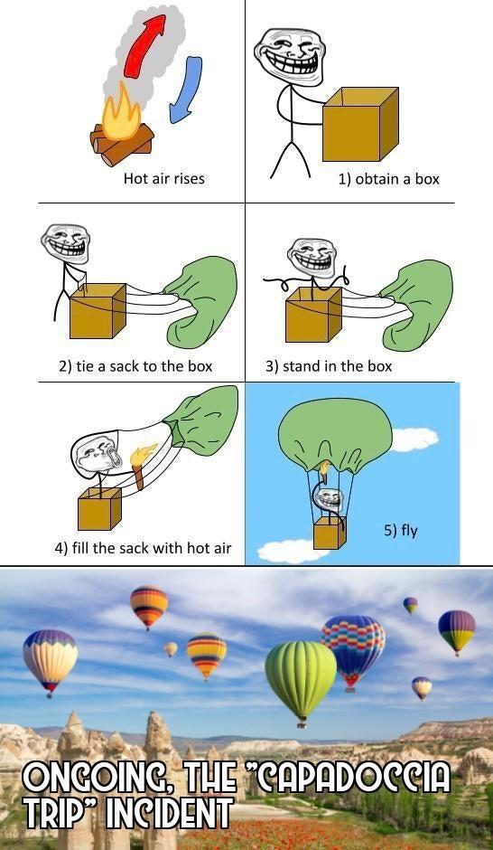 Troll physics que realmente funciona - meme