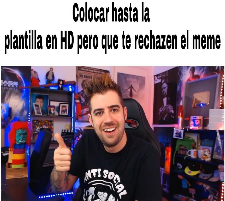 Auronplay y sus zumitos - meme