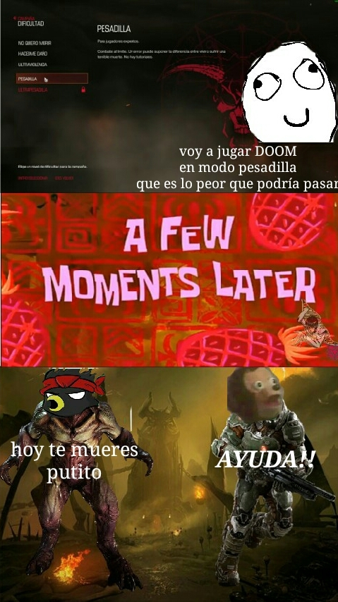 Basado en una historia real - meme