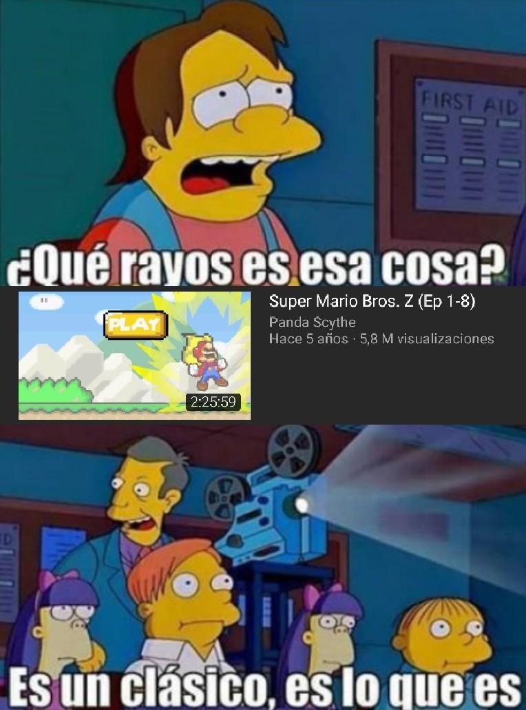Nostalgia :') - meme