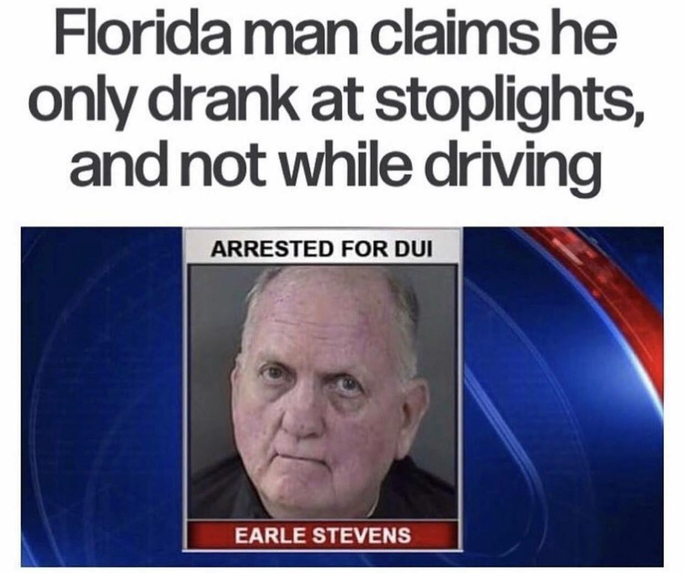 Florida 100 - meme
