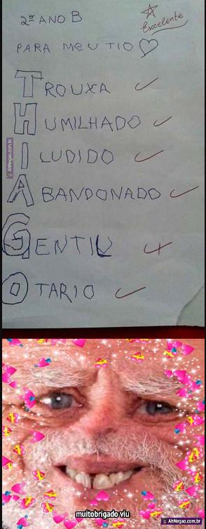 SEU LINDO ARROMBADO DO CARALHO - meme