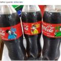 coca cola kpoper fodasekkk