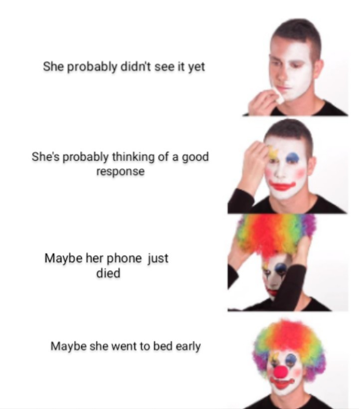 Left Unread - meme