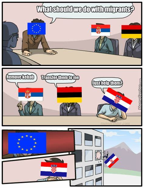 Meanwhile in europe - meme