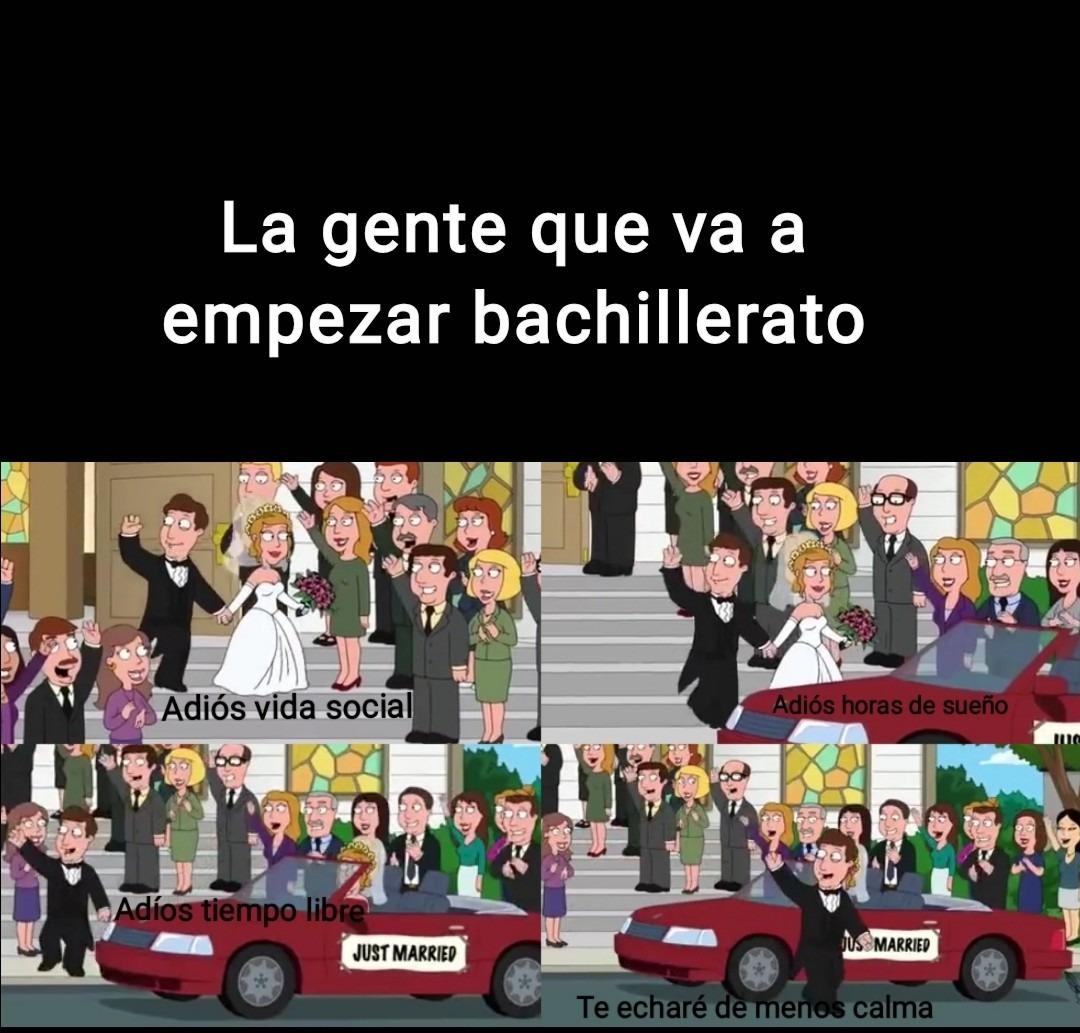 Las PAU xd - meme