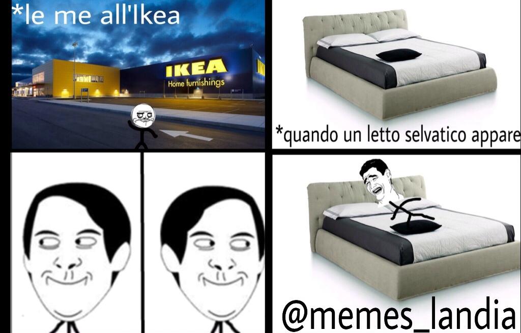 Amo l'ikea❤️ - meme