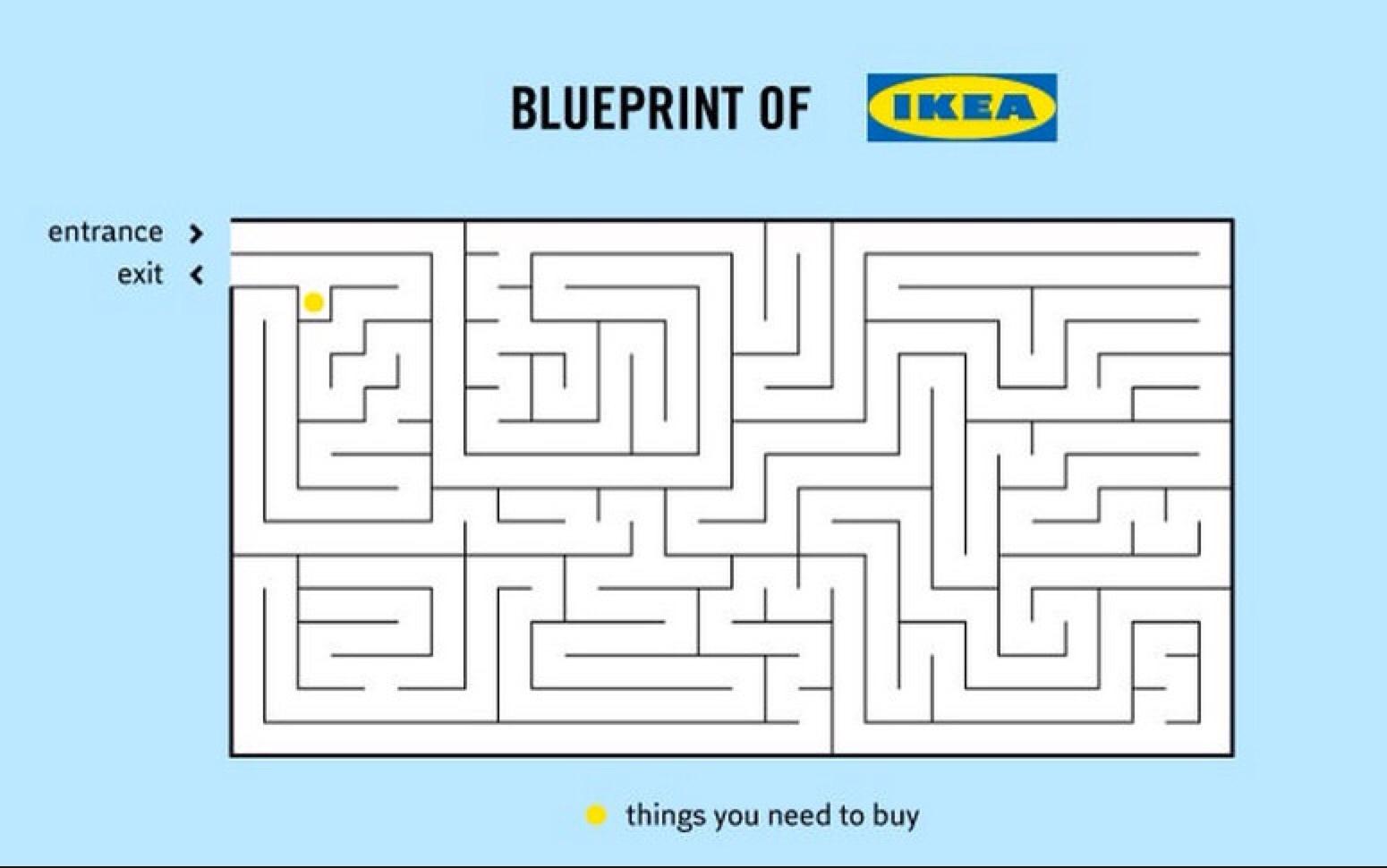 IKEA IKEA IKEA - meme