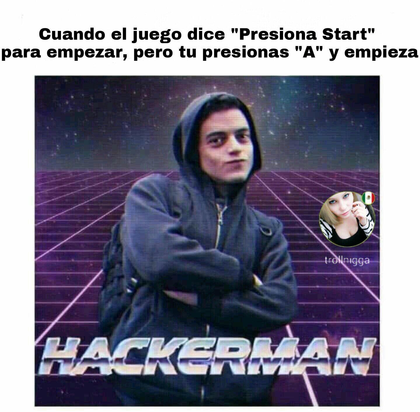 Haker - meme
