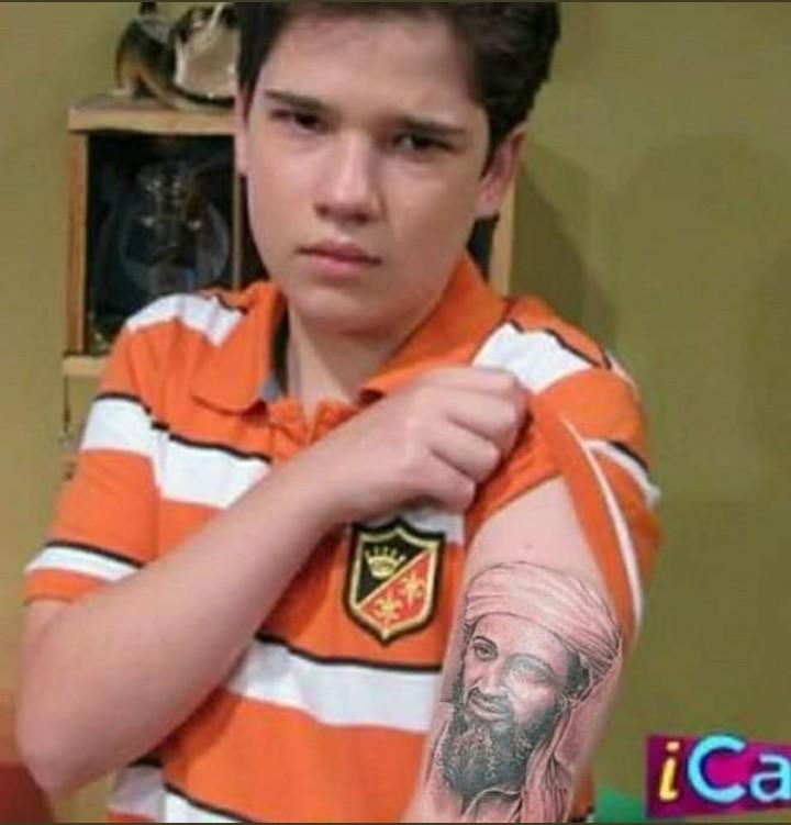 Bonita tatuagem - meme