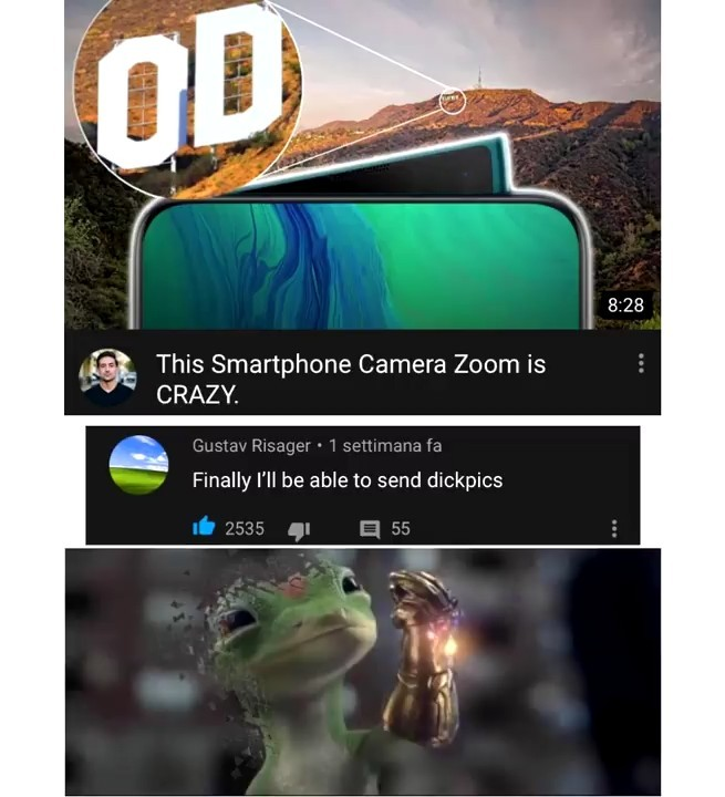 New smartphone - meme