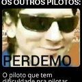 Quem dera se o Senna estivesse vivo hoje em dia