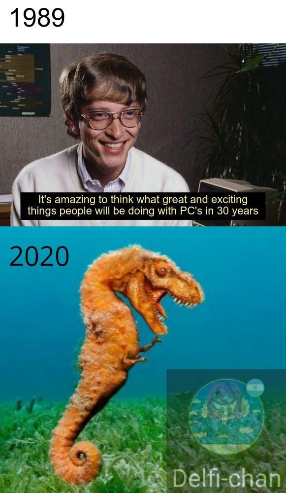 Hipocamposaurio - meme