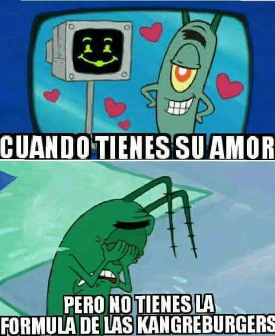 pobre planktonk - meme