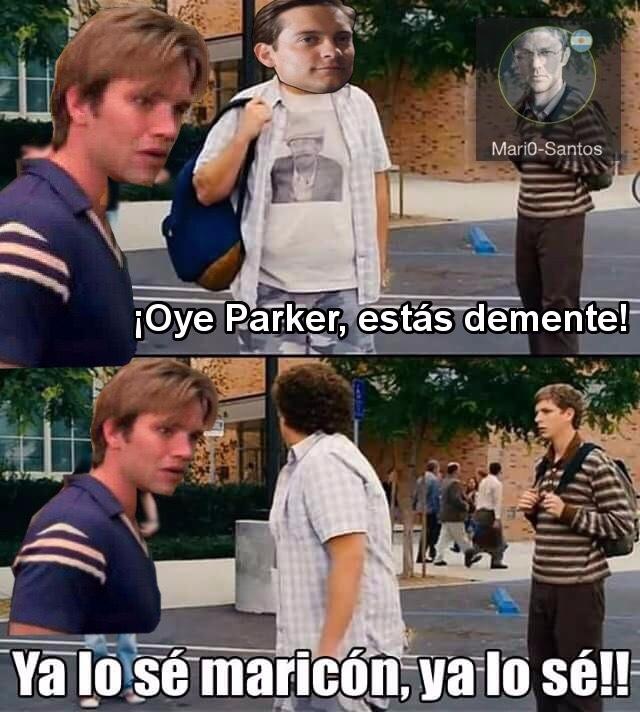 Ste Parker - meme