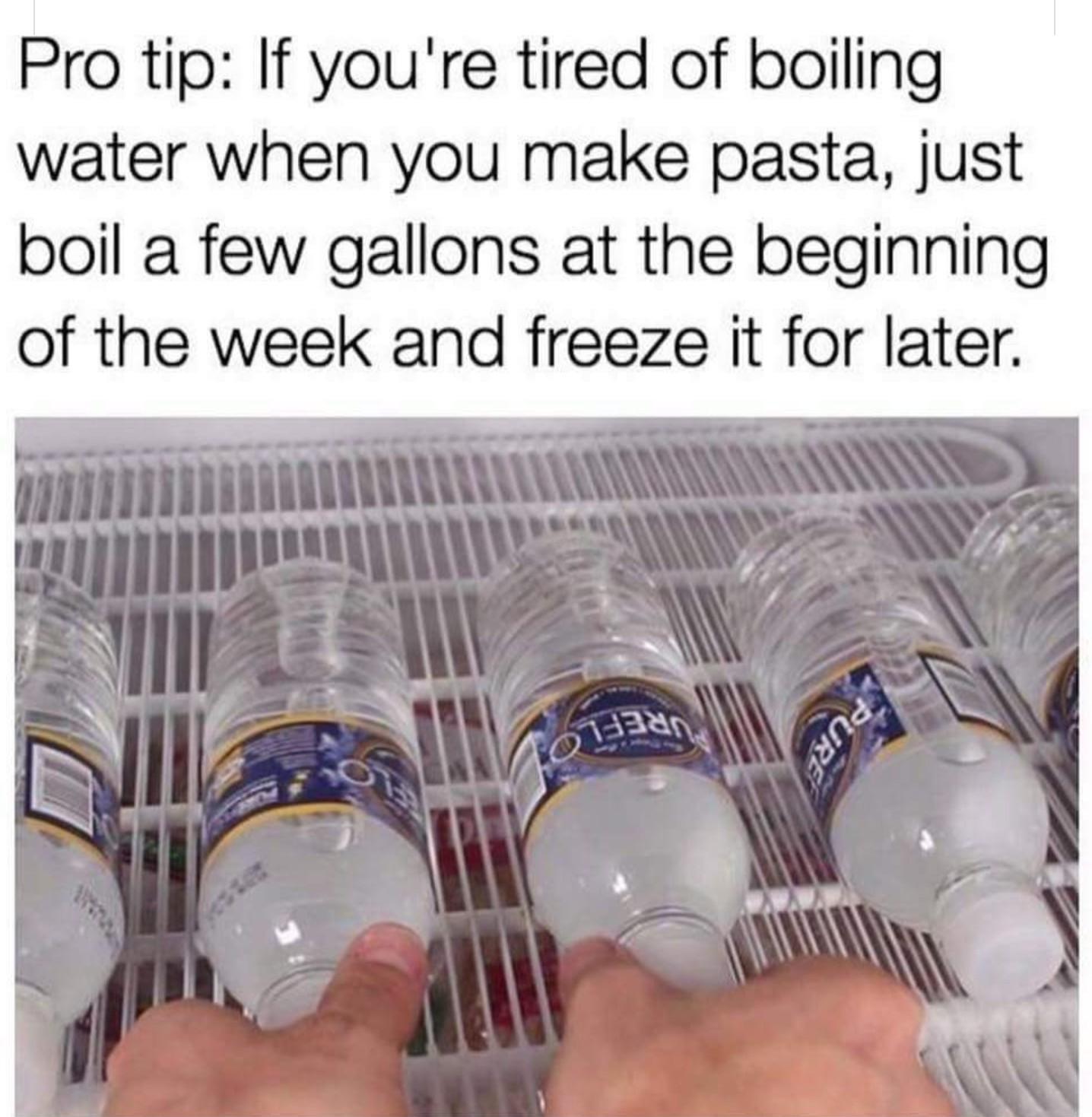 Useless tips - meme