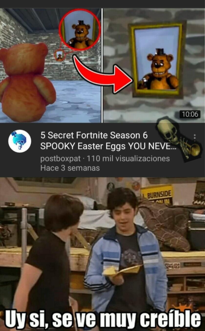 El título está haciendo clickbait - meme