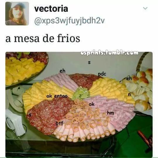 Frios - meme