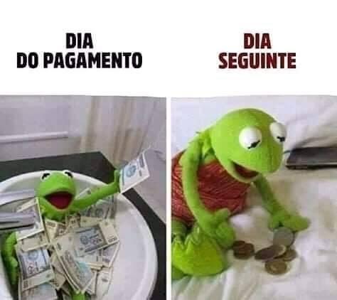 pagamento - meme