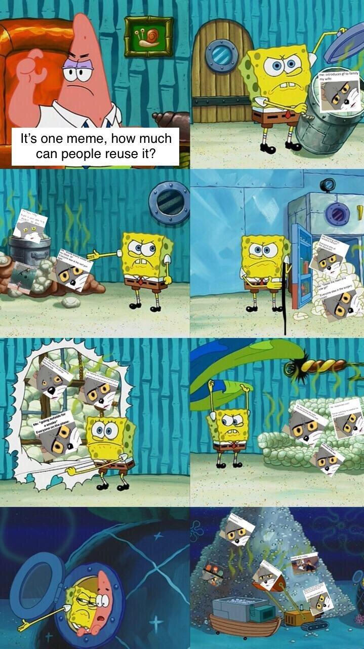 srsly tho - meme