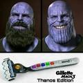 Thanos shaved