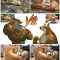 Batalha épica de doggos