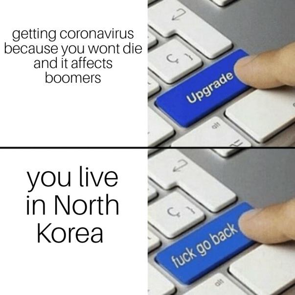 North Kor.. ea - meme