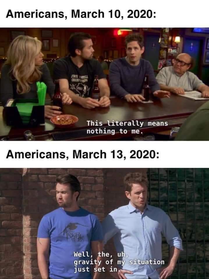 Dongs in a Philadelphia - meme