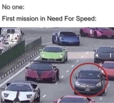 CHALLENGE RACE 2 LAPS - meme