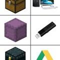 Minecraft n'est qu'une illusion de la vie car en réalité, c'est un ordinateur qui pilote Steve
