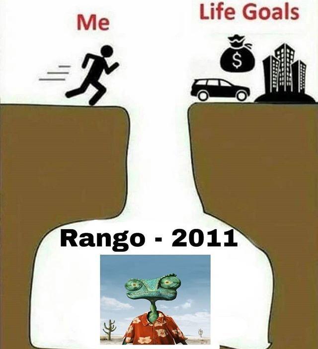 Yeah another rango meme