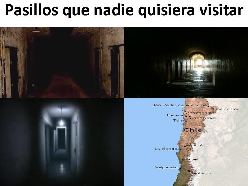 chile pasillo - meme