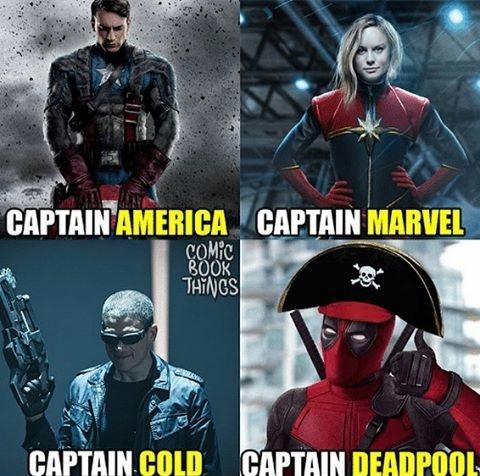 Deadpool é sempre o zuerinhu - meme