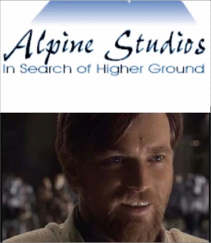 Now you will experience the full power of the high ground - meme