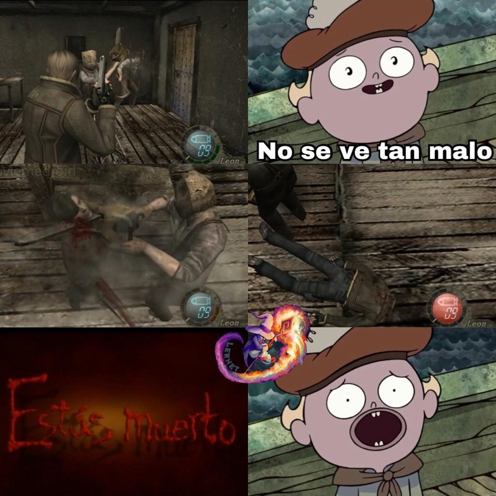 Instakill del doctor salvador - meme