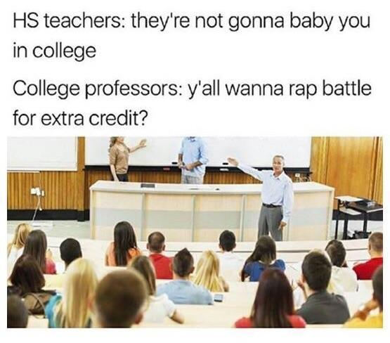 Relatability lvl 1000+ - meme