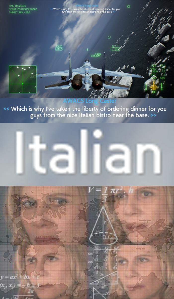 Italian - meme