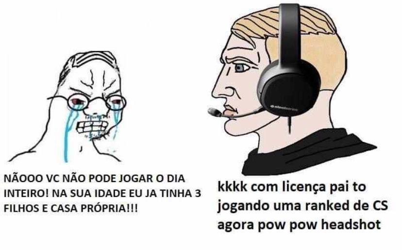 pow pow - meme