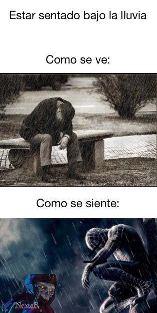 Tristesa - meme