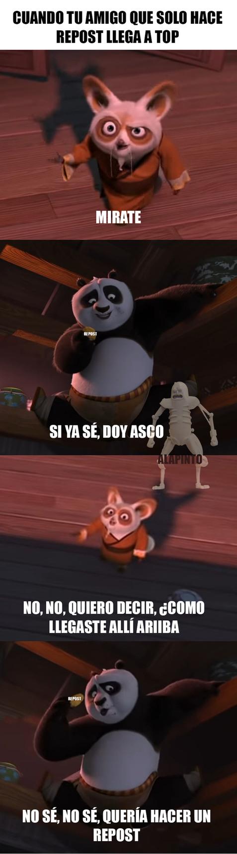 PO LADRÓN DE MEMES
