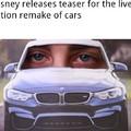 Cars remake