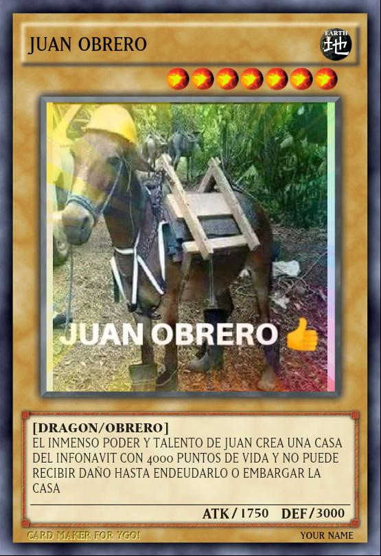 Juan obrero ._. - meme