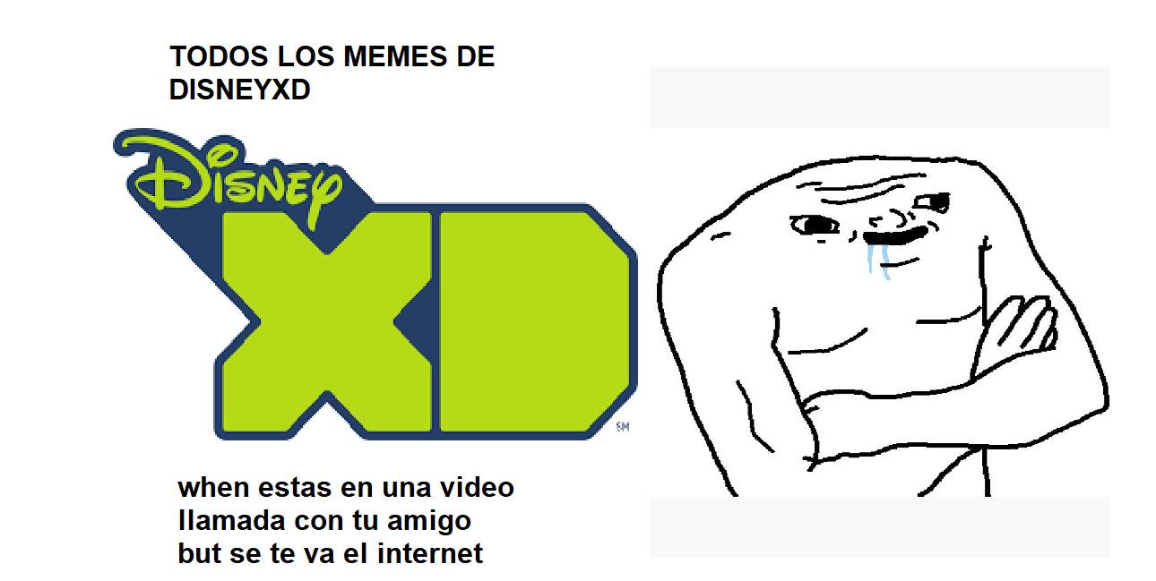 memes de DISNEYXD
