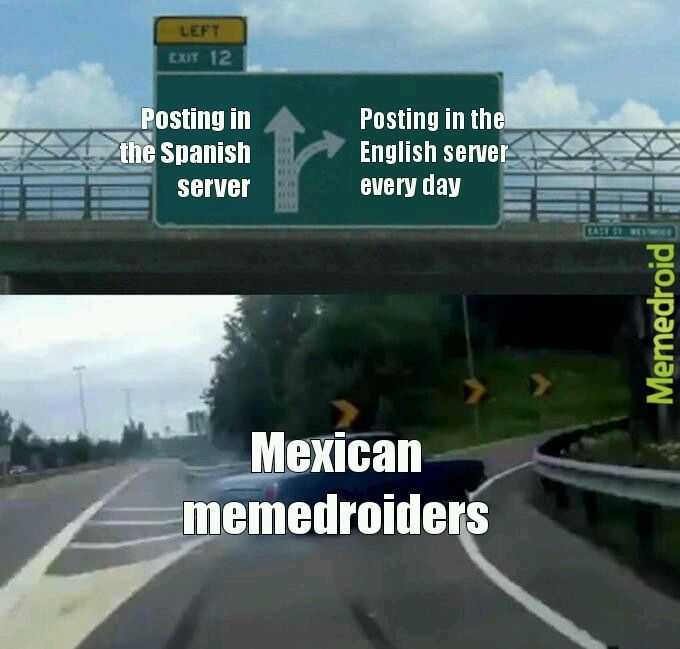 Spanish title - meme