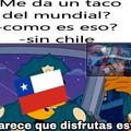 Chile triste