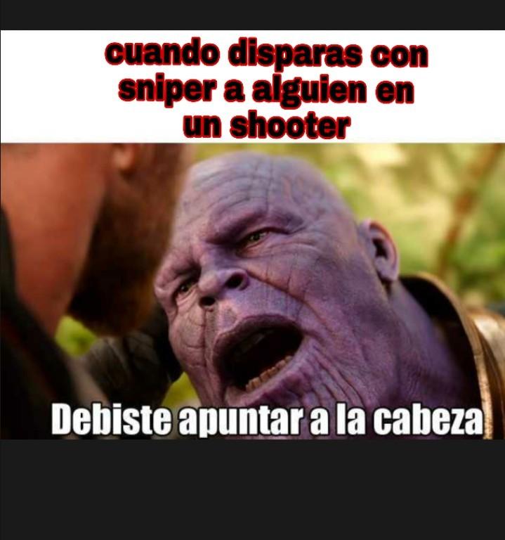 Apunta webon - meme