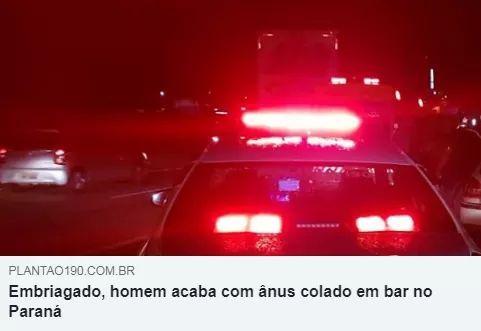 Eu amo o Paraná - meme