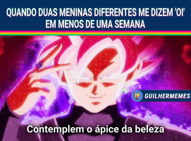 [GUILHERMEMES] - Goku cabelo jeir