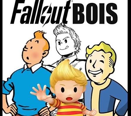 Bem vindo a Fallout - meme