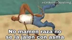 peruano modo sexo - meme